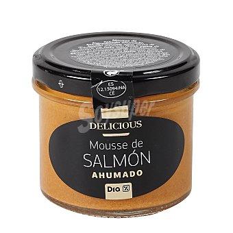 DIA Delicious Mousse de salmón ahumado Tarro 110 g