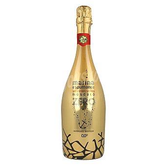 Marina Espumante Vino espumoso gold premium moscato zero 75 cl