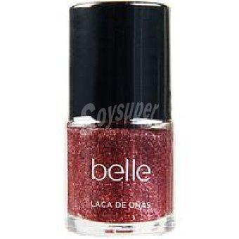 Belle Laca de Uñas 21 Rose Shimmer edlim Navidad 8ml