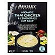 Sopasopa tailandesa de pollo 69 g Ainsley Harriot