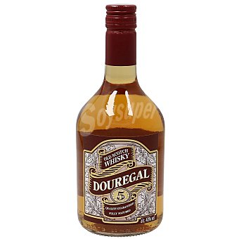 Douregal Whisky 5 años Botella 70 cl