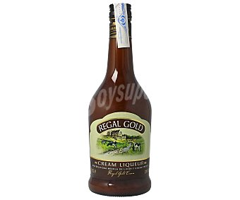 REGAL GOLD Crema de Whisky Botella 70 Centilitros