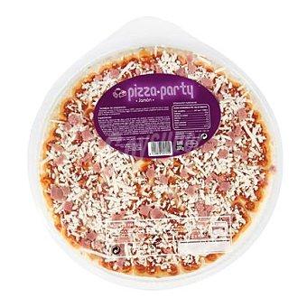 Party Pizza de jamón y queso 330 g