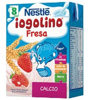 Nestlé Yogur Líquido Iogolino de Fresa 200 ml