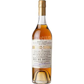 XIMENEZ-SPINOLA Licor de brandy criaderas de Jerez de la Frontera botella 70 cl botella 70 cl