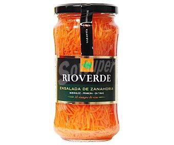 Rioverde Zanahoria Rallada Frasco 180 Gramos Peso Escurrido