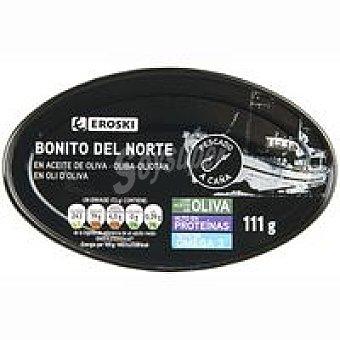Eroski Bonito en aceite de oliva Lata 111 g