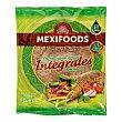 Tortillas de trigo integrales bolsa 8 unidades 320 gr Bolsa 8 unidades 320 gr Mexifoods