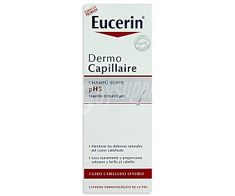 Eucerin Champú suave con pH5 Bote 250 ml