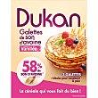 Tortitas de avena sabor a vainilla Envase 210 g Dukan