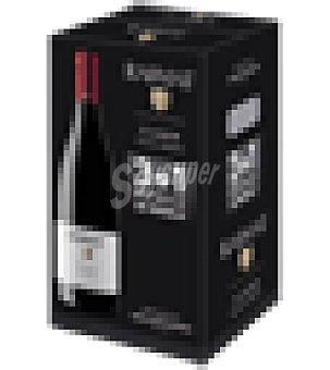 Raimat Estuche de vino tinto roble D.O. Costers del Segre Clamor pack de 3x75 cl