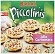 Piccolinis sabor carbonara Caja 270 g Buitoni