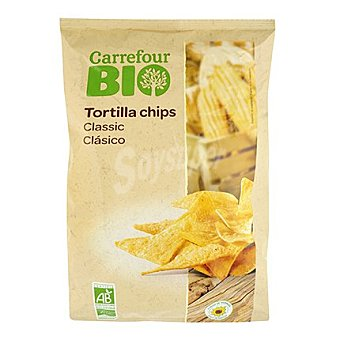 Carrefour Bio Tortilla chips bio 125 g