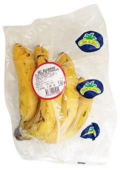 Platano canario Paquete 1 kg