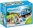 Escenario de juego Coche Lavandería de Perros con 1 figura, 1 perrito y accesorios, City Life 9278, playmobil  Playmobil