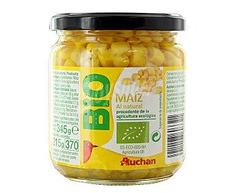 Auchan Maíz dulce al natural Tarro de 215 gramos