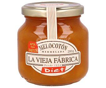 La Vieja Fábrica Mermelada de melocotón Frasco 280 g