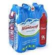 Agua botella 6x1,5l Montseny