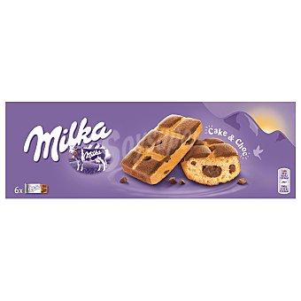 Milka Cake & choc Paquete 175 gr