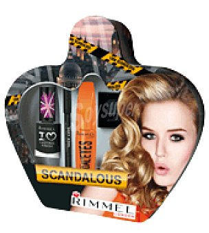 Rimmel London Estuche maquillaje Scandalous 1 ud