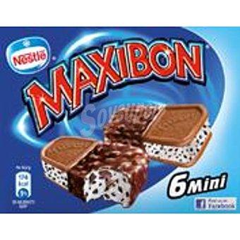 Maxibon Nestlé Maxibon Mini de Nata 325 gr