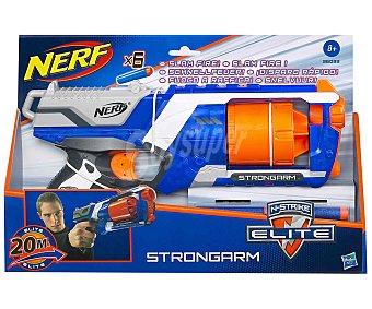 NERF Lanzador Strike Elite Strongarm 1 Unidad