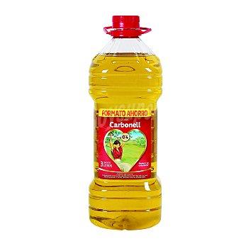 Carbonell Aceite de oliva suave 0,4º garrafa 3 litros