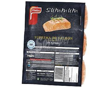 Findus Suprema de salmón de Noruega sin espinas Estuche 300 g neto escurrido