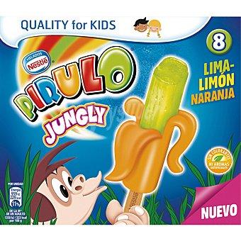Nestlé Polo sabor lima limón y naranja  8 unidades (360 ml)