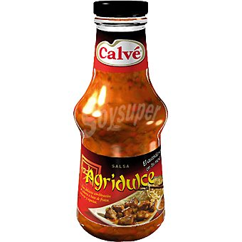 Calvé Salsa agridulce Frasco 250 ml