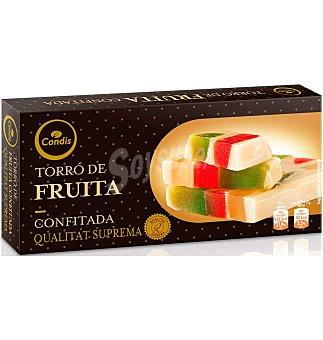 Condis Turron fruta 300 GRS