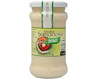 Santiveri Salsa Sahonesa sin huevo Tarro 270 g
