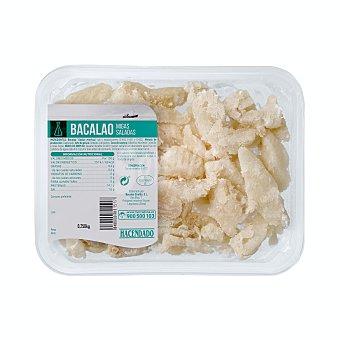 Hacendado Bacalao salado migas Bandeja 250 g