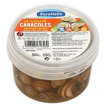 Helifrusa Caracoles al natural bandeja 500 gr Bandeja 500 gr