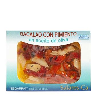 Salares-Ca Bacalao con pimiento esgarrat salaresca 100 g