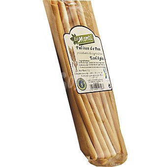 Monti Palitos de pan ecológicos Bolsa 50 g