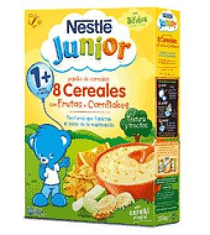 Nestlé Papilla 8 cereales con frutos amarillos 350 g