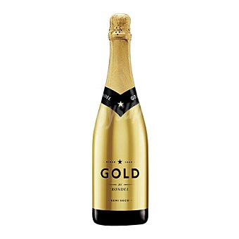 Rondel Cava Gold Semi-seco Botella 75 cl