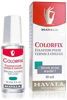 Mavala Fijador laca de uñas Colorfix 1 ud