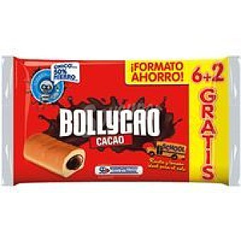 Bollycao cacao + 2 gratis 6u 270 g