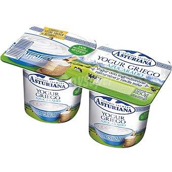 Central Lechera Asturiana Yogur griego azucarado Pack 2 unidades 125 g