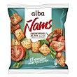 Panes especiales con tomate y orégano Ñams Alba 80 g Alba