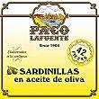 Sardinillas en aceite de oliva 42 piezas Lata 84 g Paco lafuente