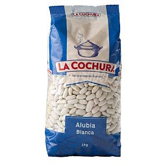 LA COCHURA Alubia blanca Paquete 1 kg