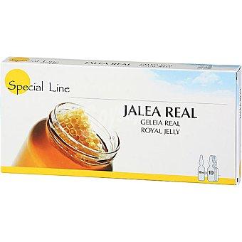 Special Line Jalea real estuche 10 unidades Estuche 10 unidades