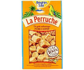 LA PERRUCHE Azúcar moreno de caña en terrones 750 gramos