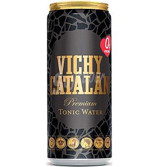 Vichy Catalán Tónica lata 0% azúcares 33 cl