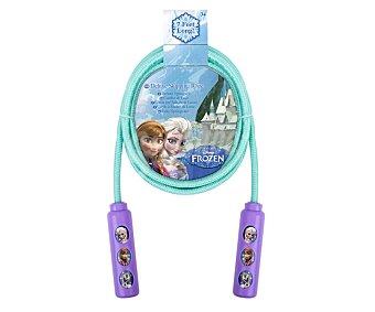 Disney Comba para saltar modelo Frozen Deluxe con divertidos sonidos, 2 metros de longitud 1 unidad