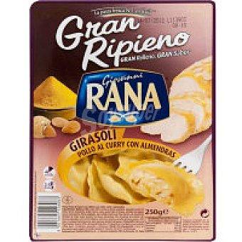 Rana Raavioli de pollo al curry Bandeja 250 g