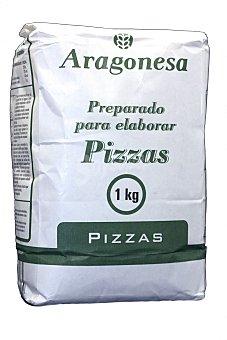 Aragonesa Harina pizzas Paquete 1 kg